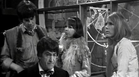 Patrick Troughton, The Daleks, Terry Nation, TV21 Comic.